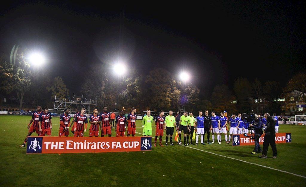 ฟุตบอลถ้วย FA Cup